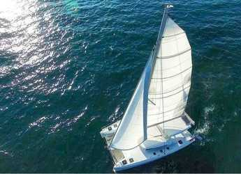 Rent a catamaran in Club Naútico de Sant Antoni de Pormany - Lagoon 420