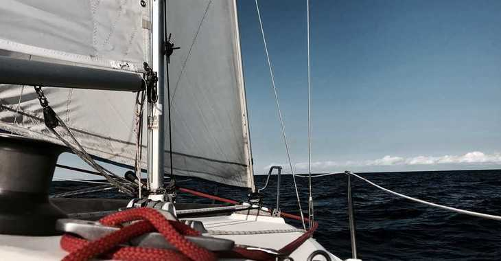 Rent a sailboat in Platja de ses salines - Jeanneau SunWay
