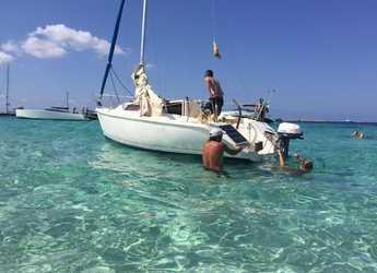 Chartern Sie segelboot in Platja de ses salines - Jeanneau SunWay
