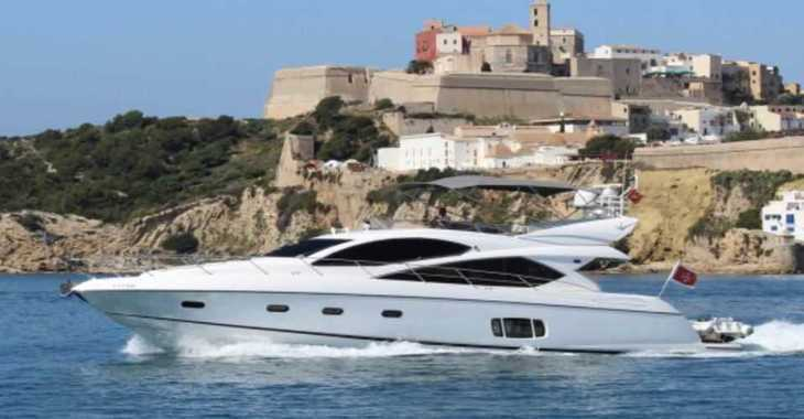Rent a sailboat in Marina Botafoch - Sunseeker Manhattan 60