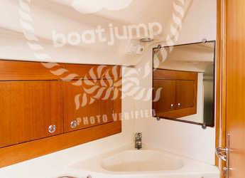 Chartern Sie segelboot Elan 434 Impression in Puerto Deportivo Radazul, Tenerife