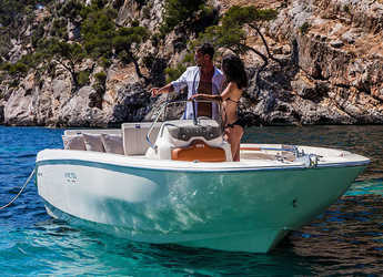 Chartern Sie motorboot in Port Mahon - Invictus 190FX