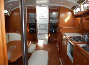 Chartern Sie segelboot Cyclades 43.3 in Puerto Deportivo Radazul, Tenerife