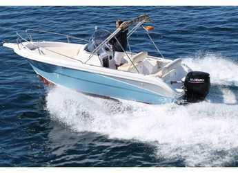 Rent a motorboat in Marina Porto Cristo - Janmor 580