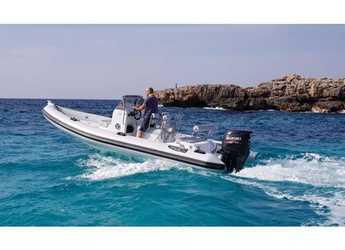 Chartern Sie schlauch-/beiboot in Marina Porto Cristo - Hydrosport 646