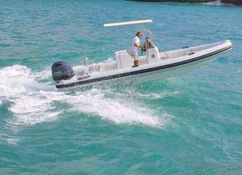 Chartern Sie schlauch-/beiboot in Marina Porto Cristo - Hydrosport 737
