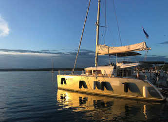Rent a catamaran in Marina Mandalina - Lagoon 450