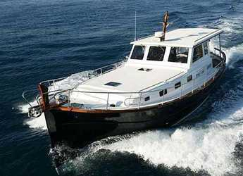 Rent a schooner in Mahon - Llaut menorquín 180