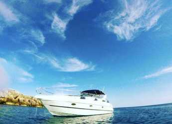 Rent a yacht in Port Mahon - Cranchi Zaffiro 34