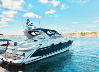 Rent a yacht in Port Mahon - Fairline Targa 52