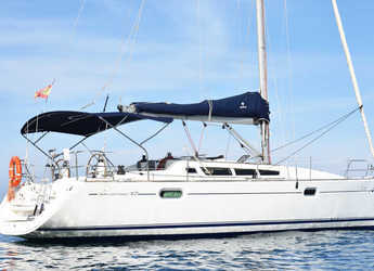 Rent a sailboat in Mahon - Jeanneau Sun Odyssey 42i