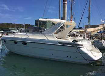 Rent a motorboat in Mahon - Fairline Targa 28