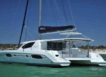 Rent a catamaran in Puerto del Rey Marina - Leopard 44