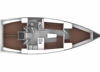 Alquilar velero Bavaria 37 en Port Lavrion, Lavrion