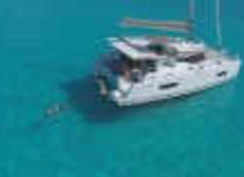 Rent a catamaran in Marina di Olbia - Fountaine Pajot