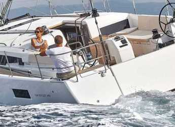 Rent a sailboat in Marina di Olbia - Sun Odyssey 490