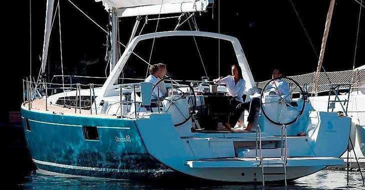 Rent a sailboat in Paroikia - Oceanis 48