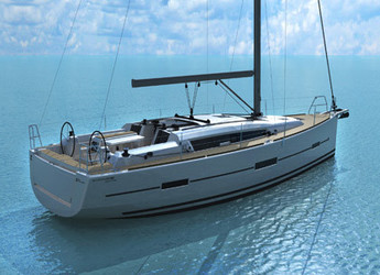 Rent a sailboat in Scrub Island - Dufour 412