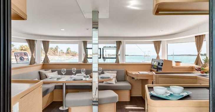 Rent a catamaran in Skiathos  - Lagoon 42
