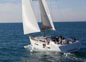 Rent a sailboat in Marina Mandraki - Sun Odyssey 479