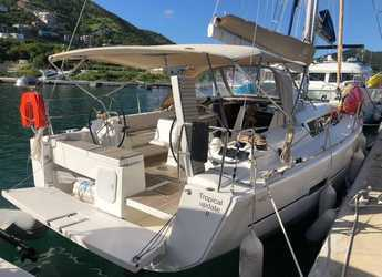 Rent a sailboat in Jolly Harbour - Dufour 412