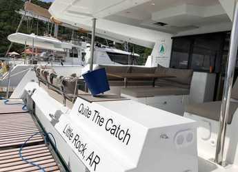 Rent a catamaran in Port Louis Marina - Saona 47 Owner Version