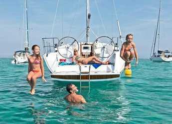 Rent a sailboat in Preveza Marina - Bavaria Cruiser 41