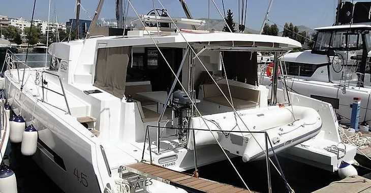 Rent a catamaran in Skiathos  - Bali 4.5