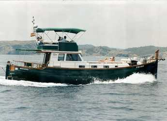 Rent a motorboat in Mahon - Llaut menorquin 160