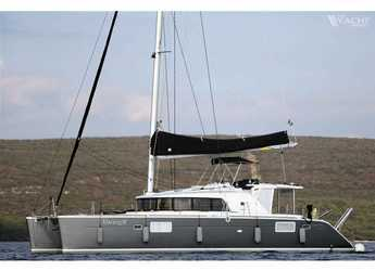 Rent a catamaran in Marina Sukosan (D-Marin Dalmacija) - Lagoon 440-09