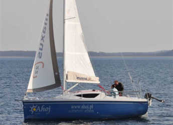 Rent a sailboat in Port ZHP - Maxus 22 Standard