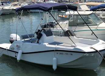 Rent a motorboat in Port of Can Pastilla - V2 boats 5.0