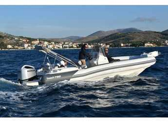 Rent a motorboat in SCT Marina Trogir - Marlyn 790 Dynamic