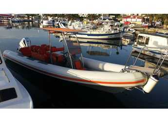 Rent a motorboat in SCT Marina Trogir - Lolivul 9