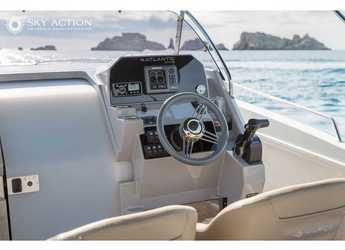 Rent a motorboat in SCT Marina Trogir - Atlantic 750 Open