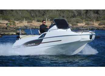 Rent a motorboat in SCT Marina Trogir - Beneteau Flyer 5.5 Sundeck