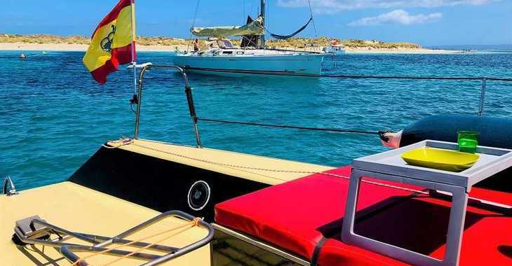 Rent a sailboat in Platja de ses salines - Archambaut Gn