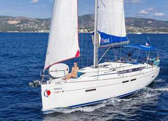 Rent a sailboat in Naviera Balear - Sun Odyssey 41-Day charter
