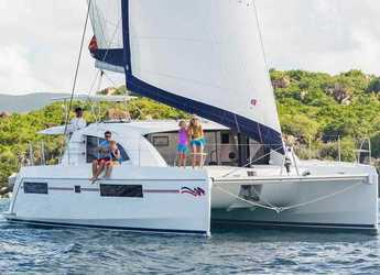 Rent a catamaran in Palma de mallorca - Leopard 400-Day charter