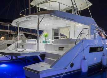 Rent a catamaran in Palma de mallorca - Leopard 514-Day charter