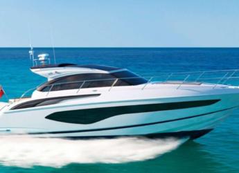 Rent a yacht in Marina Botafoch - Princess V50