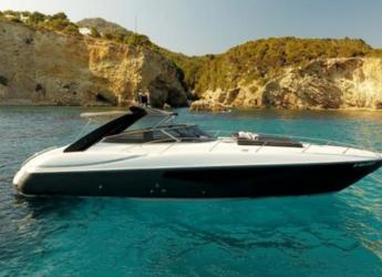 Louer yacht à Marina Botafoch - SUNSEEKER SUPERHAWK 48