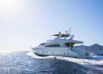 Rent a yacht in Marina Port de Mallorca - Mocchi Craft 88