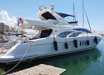 Chartern Sie motorboot in Lefkas Nidri - Azimut 62 Evolution