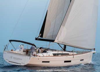 Rent a sailboat in Marina Baotić - Dufour 56 Exclusive