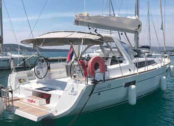 Louer voilier à Marina Baotić - Oceanis 45
