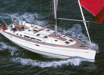 Rent a sailboat in Kavala - Sun Odyssey 49