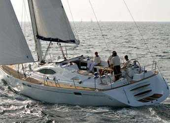 Rent a sailboat in Kavala - Sun Odyssey 54DS