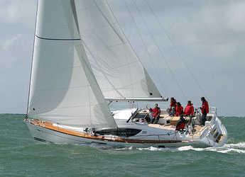 Chartern Sie segelboot in Port Lavrion - Sun Odyssey 45