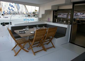 Alquilar catamarán Bali 4.5 en Marina Cienfuegos, Cienfuegos